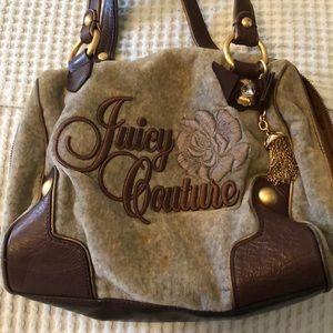 Authentic Juicy Couture purse.